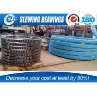 Wholesale Single Row 4 Point Contact Ball Bearing External Gear For Axial Load from china suppliers