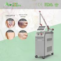 Wholesale Q switched nd yag laser machine for tattoo removal with 1064nm/532nm from china suppliers