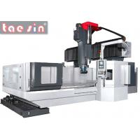 China 2700mm Door Double Column VMC Machine X Axis Planetary Gear Transmission on sale