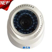 2.0MP 1080P lossless transmission day&night surveillance TVI dome camera with 3D noise red