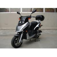 China 2 Wheel 50cc Mini Scooter , 45km / h Mini Gas Motorcycle For Kid / Adult on sale
