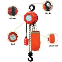 Wholesale Long Service Life 2 Ton Electric Chain Hoist 3 M/Min Lifting Speed CE Approved from china suppliers