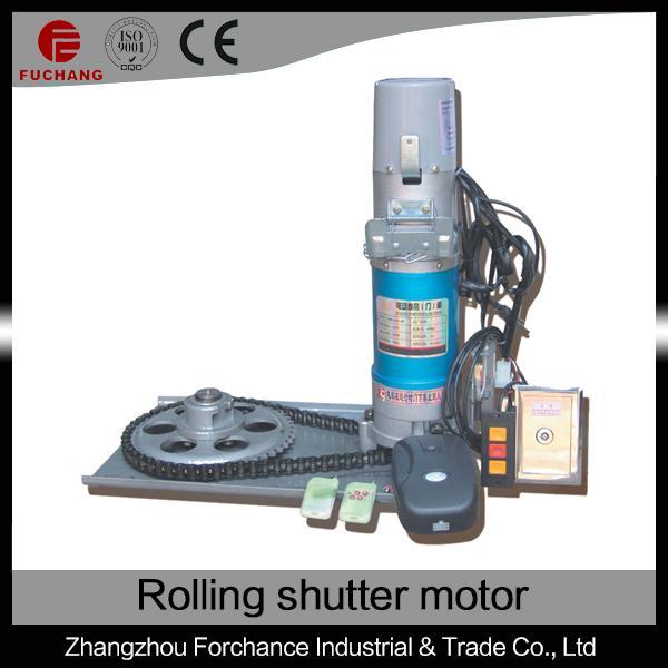 Djm 800 1p electric roller shutter motor of item 100959562 for Roller shutter electric motors