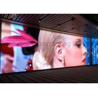 Buy cheap SMD P2 HD Indoor Advertising 1R1G1B Full Color 128mm x 128mm LED Display 1/32 from wholesalers