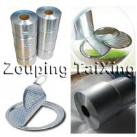 Wholesale 8011  soft lacquered aluminium foil for peel off membrane ends from china suppliers