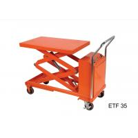Wholesale Machinery Machine Electric Lift Table For Warehouse CE ISO Certificate from china suppliers