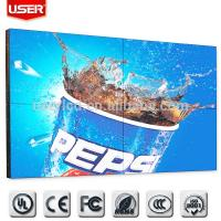 China 2x2 seamless video wall, exhibition wall systems on sale