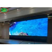 Wholesale High Refresh Rate over 3840hz Stage Background Big Magnetic Module P2 LED Display / P2 LED Indoor Video Wall from china suppliers