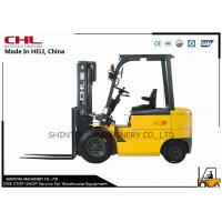 Buy cheap 1.8T battery powered electric forklift truck from Wholesalers