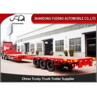 Wholesale 15M - 25M Long Extendable Semi TrailerWind Blade Transportation Use from china suppliers