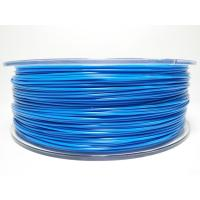 High Strength Blue ABS 3D Printer Filament 1.75mm / 3mm Diameter Low Warping