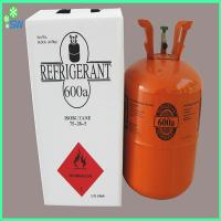 Wholesale High quality refrigerant gas R600A For Wholesale from china suppliers