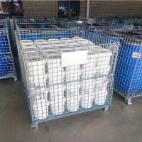 Wholesale Removable Wire Mesh Container,Foldable Metal Mesh Cage,50x50mm,Galvanized or PVC from china suppliers