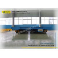 Quality Automated Battery Rail Transfer Trolley Carriage Large Load Capacity High Efficiency for sale