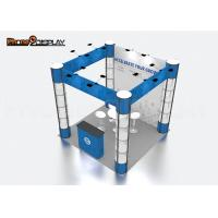 Wholesale 3*3M Square Style Trade Show Exhibit Booths Custom Color For Advertising from china suppliers