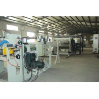 Wholesale Double Layer ABS HIPS Sheet Extruder Machine90-180mm Screw Diameter 90-355kw from china suppliers