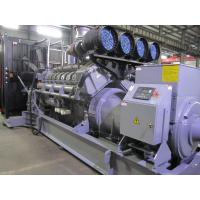Buy cheap Electrical Start Perkins Diesel Generator 4016-61TRG3 With 1800KW Output Power from wholesalers