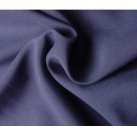 China Purple 100% Polyester Woven Fabric 78 Gsm Customized Color Eco - Friendly on sale