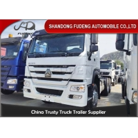 Wholesale Low Bumper 6x4 Customized 371HP Tractor Head Trucks from china suppliers