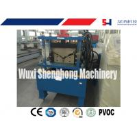 Wholesale ISO Hydraulic Roof Ridge Cap Roll Forming Machine with Industrial GCr15 Roller from china suppliers
