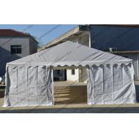 Wholesale Cheap 6x12M Steel tube White PVC Cover with Transparent Church Windows Outdoor Tent for Events and Parties from china suppliers