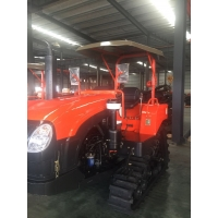 Wholesale Flexible Turning 90 hp Agricultural Crawler Tractor with High Working Efficiency from china suppliers