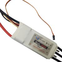 16S 200A Water Cooled ESC RC Boat ESC With PC Supported Vinyl Material