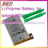 Wholesale New Battery For Iphone 3GS ,Battery 1200mAh from china suppliers