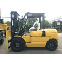 Wholesale Automatic 5 Ton Diesel Forklift Truck With Optional Isuzu Engine / Cab Heater from china suppliers