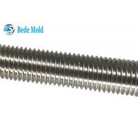China Durable Stainless Steel Threaded Bar DIN 975 M18 ~ M24 1000mm Length Long Lifespan on sale