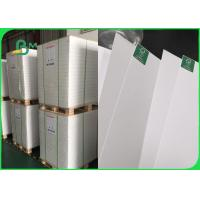 Buy cheap 61 × 86cm 100% Vigin Pulp Couche Paper Excellent Folding Endurance For Printing from wholesalers