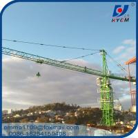 China TC5023 F0 23 B Topkit Tower Crane Tied Tn Building 10T Max.Material Weight on sale