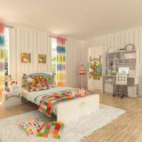 Wholesale E0 Grade Children's Bedroom Furniture, Environment-friendly, with Catoon Figure Design from china suppliers