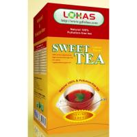 China Natural Herbal Tea-Sweet Tea Lemon Flavor Tea on sale