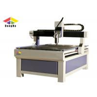China Wood Cutting Mini CNC Milling Machine , Small Size CNC 3D Router For Hobby on sale