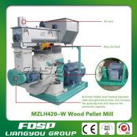 China CE Approved Bioenergy ring die wood pellet mill on sale