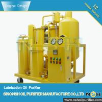 Wholesale Lubricant Oil Purifier, oil recycling and reuse, frame type with mobile wheels, various colors, vacuum treatment from china suppliers