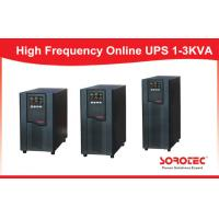 Wholesale DSP Technology High Frequency Online UPS 10-20KVA with Pure Sine Wave , Digital Control from china suppliers