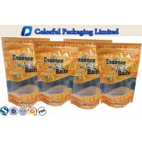 Wholesale custom printed Food / Candy Resealable Stand up Pouches with Ziplock / Tear from china suppliers