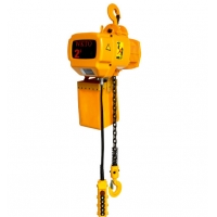 Wholesale Moveable 7.2m/Min 2T Electric Chain Hoist With Trolley from china suppliers