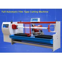 Wholesale Linear Bearings Single Roll Tape Cutter Machine For Tape Roll / Masking Tape from china suppliers