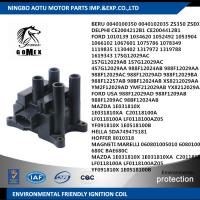 Wholesale Car Ignition Coil for FORD 1010139 MAZDA 1E031810X HELLA 5DA749475181 HOFFER 8010318 BERU 0040100350 ignition parts from china suppliers