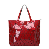 Buy cheap Lady Geometric Bag Purses Top Handle Satchel Shoulder Large Handbags from wholesalers