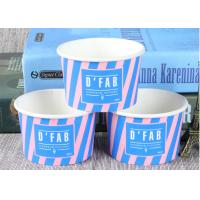 Wholesale Take Away Custom Branded Ice Cream Cups Food Grade For Frozen Yogurt from china suppliers
