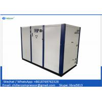 Wholesale Hatchery Industry Copeland R410A Scroll Type 50Tons Water Cooled Chiller for Egg Incubator from china suppliers