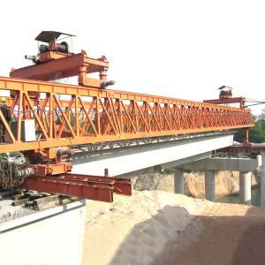 Wholesale Remote Control 50M Span 100 Ton Bridge Launcher Crane from china suppliers