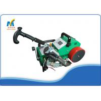 Wholesale Light Pvc Vinyl Banner Welding Machine / Systems With Leister Hot Air Gun from china suppliers