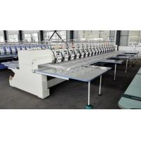 China 18 Heads Computer Sewing Machine Embroidery , Multi Needle Home Embroidery Machine on sale