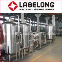 Wholesale 2000L Capacity Industrial Reverse Osmosis System RO / UF For Bottling Machine from china suppliers