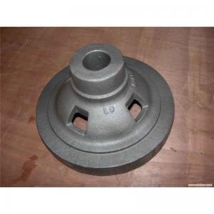 Big plug metal casting sand parts / carbon steel investment casting